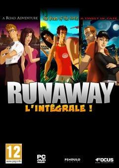 Jaquette de Runaway L'Intégrale PC