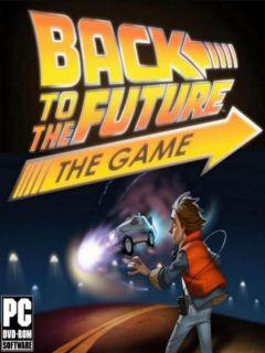 Jaquette de Retour vers le Futur : Get Tannen ! PC