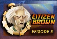 Jaquette de Retour vers le Futur : Citizen Brown Mac
