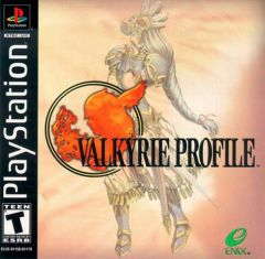 Jaquette de Valkyrie Profile PlayStation