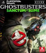 Jaquette de Ghostbusters : Sanctum of Slime PlayStation 3