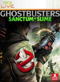 Jaquette de Ghostbusters : Sanctum of Slime Xbox 360