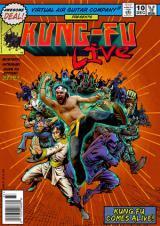 Jaquette de Kung-Fu LIVE PlayStation 3