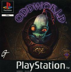 Jaquette de Oddworld : L'Odyssée d'Abe PlayStation