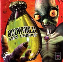 Jaquette de Oddworld : L'Exode d'Abe PC