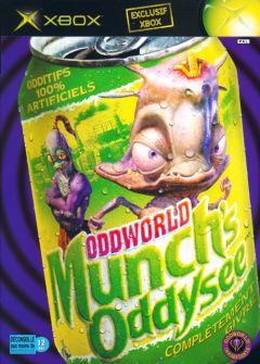 Jaquette de Oddworld : L'Odyssée de Munch Xbox