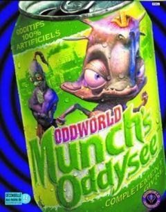 Jaquette de Oddworld : L'Odyssée de Munch PlayStation 2