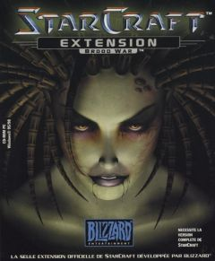 Jaquette de StarCraft : Brood War PC