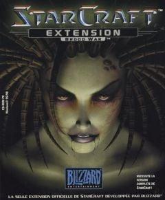 Jaquette de StarCraft : Brood War PC