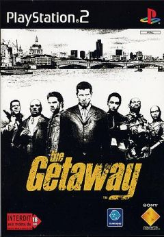 Jaquette de The Getaway PlayStation 2