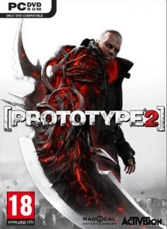 Jaquette de Prototype 2 PC