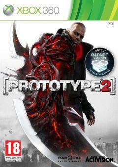 Jaquette de Prototype 2 Xbox 360