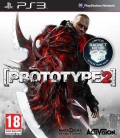 Jaquette de Prototype 2 PlayStation 3