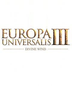 Jaquette de Europa Universalis III : Divine Wind PC