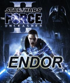 Jaquette de Star Wars : Le Pouvoir de la Force II : Endor PlayStation 3