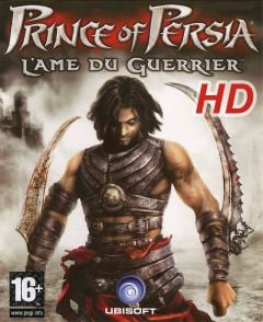 Jaquette de Prince of Persia : l'Ame du Guerrier HD PlayStation 3