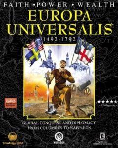 Jaquette de Europa Universalis PC