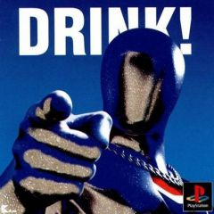 Jaquette de Pepsi Man PlayStation