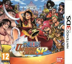 Jaquette de One Piece Unlimited Cruise SP Nintendo 3DS