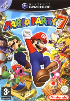 Jaquette de Mario Party 7 GameCube
