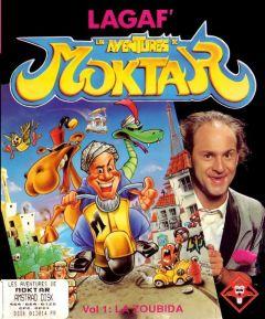 Jaquette de Lagaf' : Les Aventures de Moktar - Vol.1 : La Zoubida Amstrad CPC