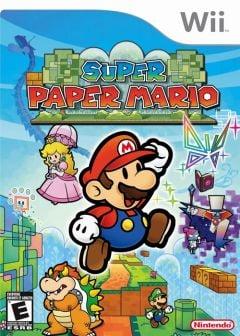 Jaquette de Super Paper Mario Wii
