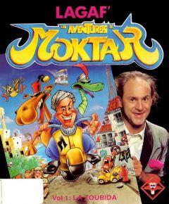 Jaquette de Lagaf' : Les Aventures de Moktar - Vol.1 : La Zoubida Atari ST