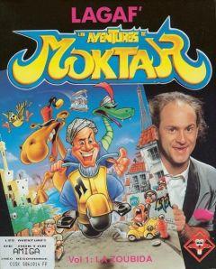 Jaquette de Lagaf' : Les Aventures de Moktar - Vol.1 : La Zoubida Amiga