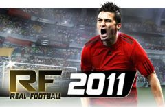 Jaquette de Real Football 2011 iPhone, iPod Touch