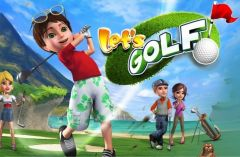Jaquette de Let's Golf! HD iPad