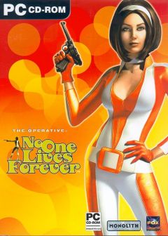 Jaquette de No One Lives Forever PC