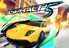 Jaquette de Asphalt 5 HD iPhone, iPod Touch