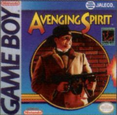 Jaquette de Avenging Spirit Game Boy