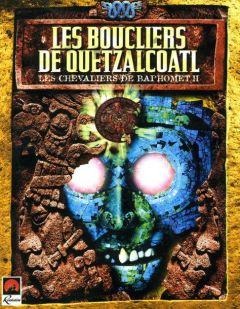 Jaquette de Les Boucliers de Quetzalcoatl - Les Chevaliers de Baphomet II PC