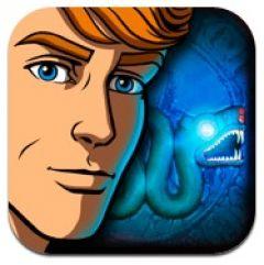 Jaquette de Les Chevaliers de Baphomet : Les Boucliers de Quetzalcoatl - Remasterisé iPhone, iPod Touch