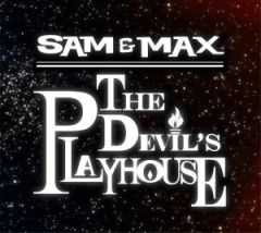 Jaquette de Sam & Max Saison 3 : The Devil's Playhouse iPad