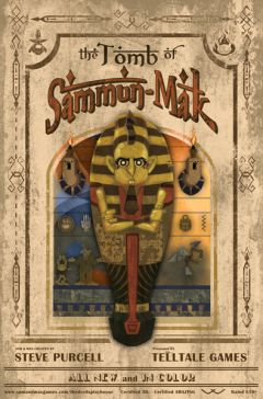 Jaquette de Sam & Max Saison 3 - Episode 2 : La Tombe de Sammun-Mak Mac