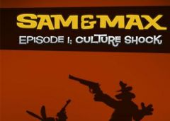 Jaquette de Sam & Max Saison 1 - Episode 1 : Choc Culturel PC