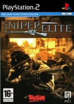 Jaquette de Sniper Elite PlayStation 2