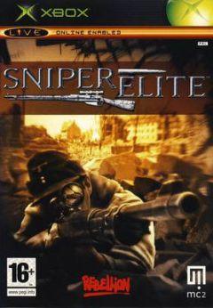 Jaquette de Sniper Elite Xbox