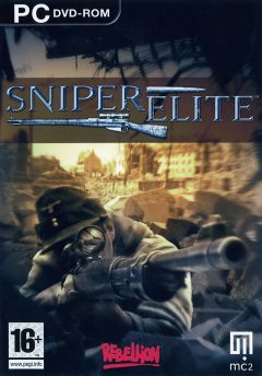 Jaquette de Sniper Elite PC