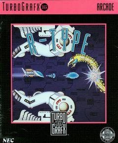 Jaquette de R-Type PC Engine