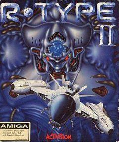 Jaquette de R-Type 2 Amiga