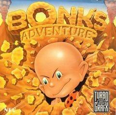 Bonk's Adventure (PC Engine)