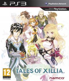 Jaquette de Tales of Xillia PlayStation 3
