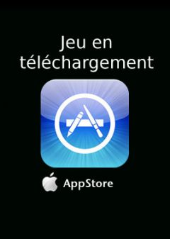 Jaquette de Jaseiken Necromancer iPhone, iPod Touch