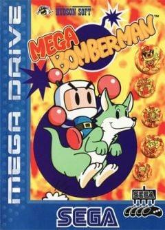 Jaquette de Bomberman '94 Mega Drive