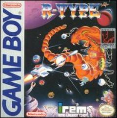Jaquette de R-Type Game Boy