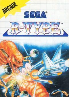 Jaquette de R-Type Master System