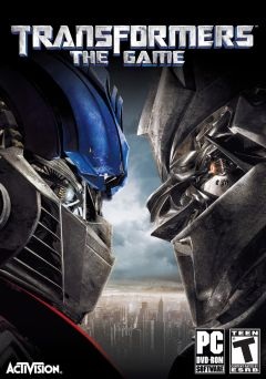 Jaquette de Transformers : The Game PC